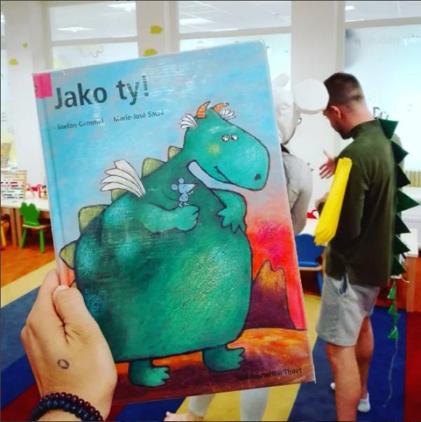 Kniha týdne Jako ty!
