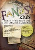Plakát Fantasy klub