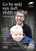 Plakát Listování - Co by měl můj syn vědět o světě