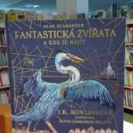 Kniha týdne Fantastická zvířata