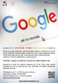Google, jak ho neznáte