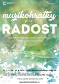 Muzikohrátky pro Radost plakát