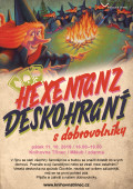 Hexentanz deskohraní s DOBRO 2019 WEB